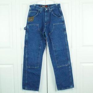 Riggs Workwear Wrangler 30 X 32 Denim Jeans